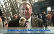 Vídeoblog de la Selección Española (14/06/2012)