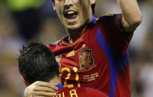 España sentencia con fútbol y goles el santuario de Escocia