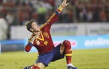 España ofrece una degustación de fútbol en el Pacífico 1-5
