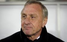 Johan Cruyff en su papel