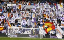 Los Ultra Sur del Real Madrid