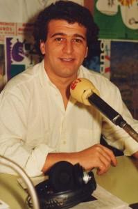 En su etapa de Antena 3 Radio