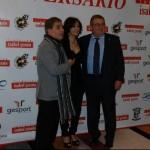 Con Isabel Gemio y Pedro Ruíz