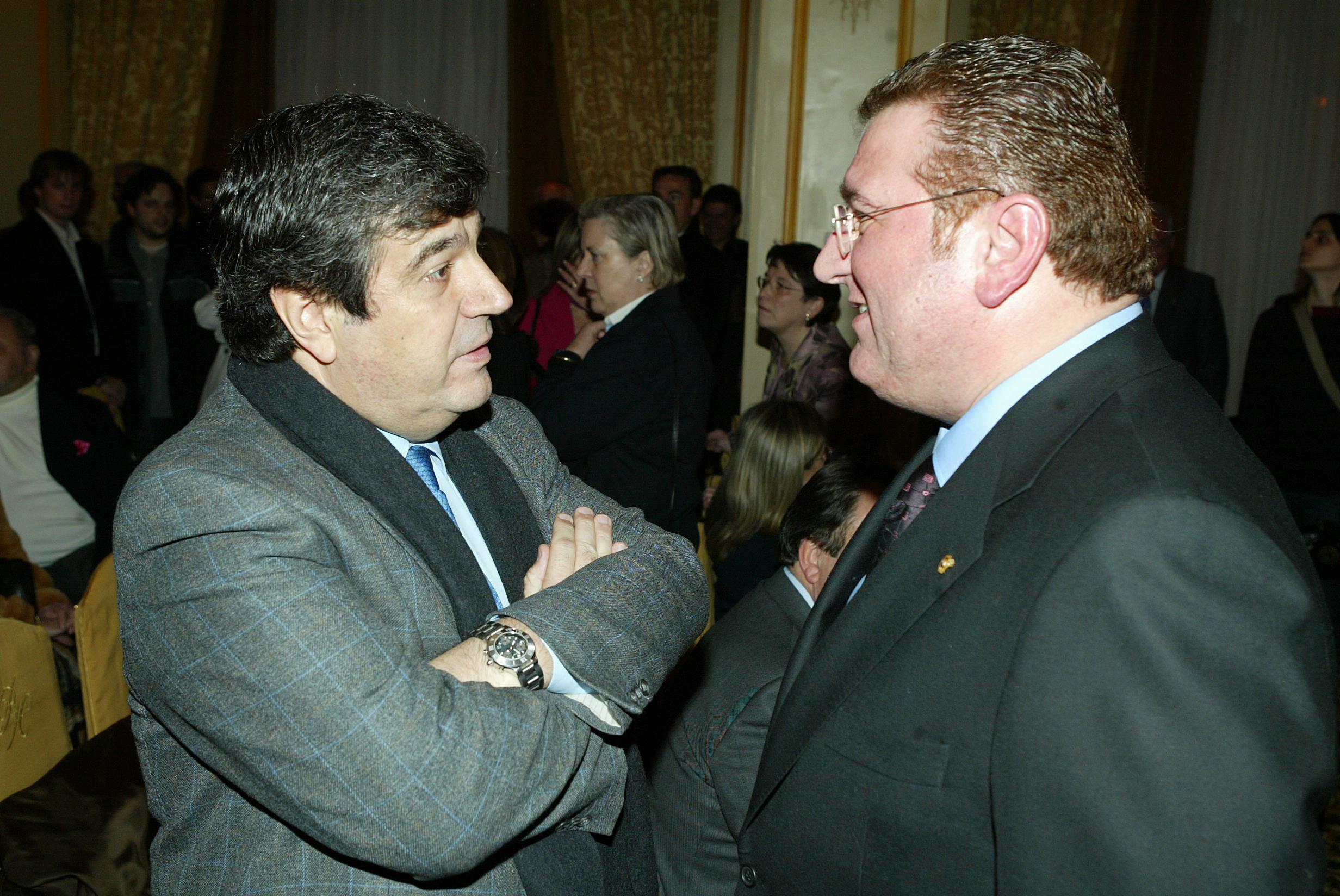 Con el Doctor D. Jerónimo Farré.