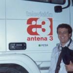 Antes de retransmitir un partido en Antena 3 TV.