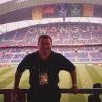 En el Estadio Mundialista de Gwangju.