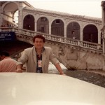 En Venecia.