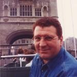 En Londres, 1996.