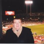 En la Copa Intercontinental en el 2002. Tokio.
