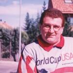En la Copa del Mundo  de fútbol USA94.