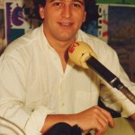 En su etapa de Antena 3 Radio.