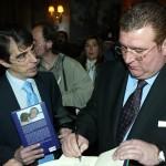 Con Antolín Murias, Director General del Asador Donostiarra.