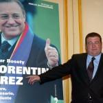 """En la presentación del libro """"Florentino Pérez"""""""