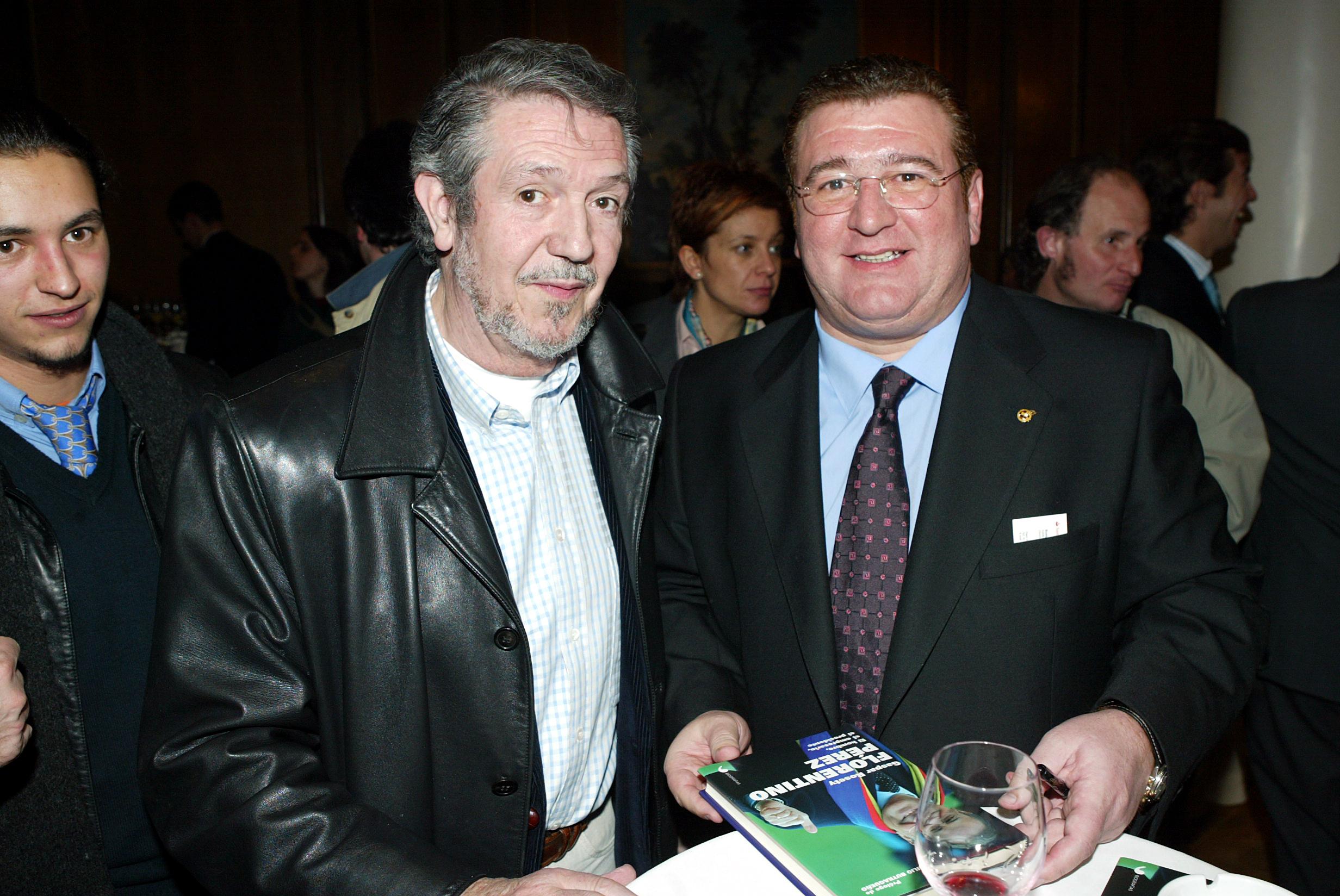 Con Mariano García, el mejor enólogo del mundo. Bodegas Mauro.