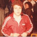 Praga 1983, Estadio del Spartak.