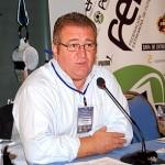 Ponencia en el Congreso de la Federación Extremeña de Fútbol.