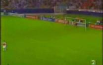 Gol de Nayim. Final Recopa 1995