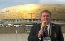 Vídeoblog de la Selección Española, por Gaspar Rosety (09/06/2012)