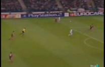 Gol de Zidane. Final Copa Europa 2002.