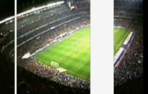 Gol de Figo. Partido de Liga. Real Madrid – Betis