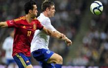 España no consiguió plasmar sus méritos en Wembley (1-0)
