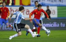 Semblanza de España y Argentina en el lenguaje del balón