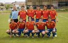 Damas del fútbol