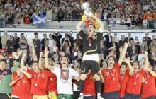 España sí puede.