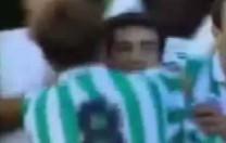 Gol de Sabas. Betis-Sevilla temporada 94-95.