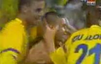 Gol de Rubén Castro. Las Palmas 4 – Real Madrid 2. 2001-02.