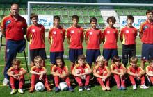 Escuelas de fútbol y cantera