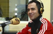 """Entrevista a Velasco Carballo: """"Hoy les diré a mis hijos que voy al Mundial""""."""
