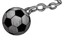 Futbolistas y mercancías