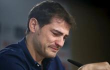 Lágrimas por Iker