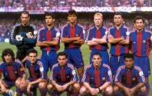 "Narración de un partido del Barça del ""dream team"""