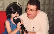 """La radio es vida"" por Adela Rosety"